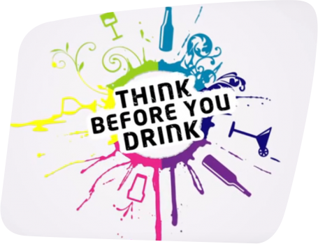 Logo Think before you drink